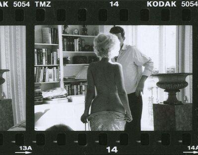 Alison Jackson, 'Marilyn undressing for JFK', 2000