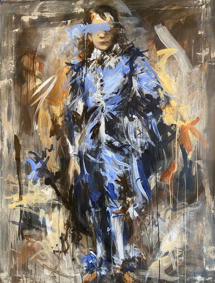Mandy Racine, 'Blue Boy - After Gainsborough ', 2020