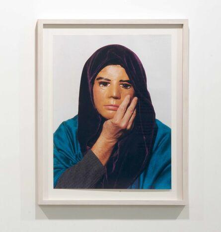 Jimmie Durham, 'Self-Portrait Pretending to Be Maria Thereza Alves', 1995-2006