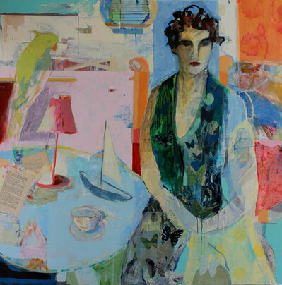 Raquel Baldocchi, 'Reflecting the Majestic', 2021