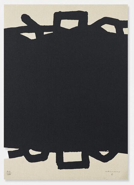 Eduardo Chillida, 'Untitled', ca 1985