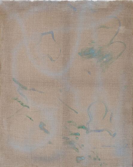 Fay Shin, 'Emerald, Chiffon, Cloud', 2019