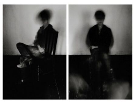 David Birkin, 'Diptych (from the series 'Confessions')', 2009