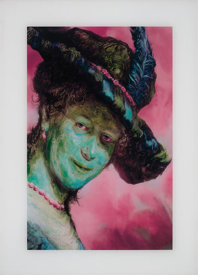 Glenn Brown, 'Untitled', 2004