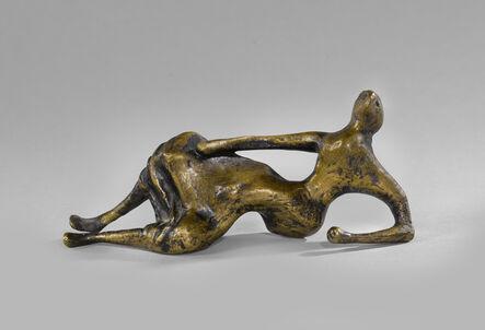 Henry Moore, 'Draped Reclining Figure', 1956