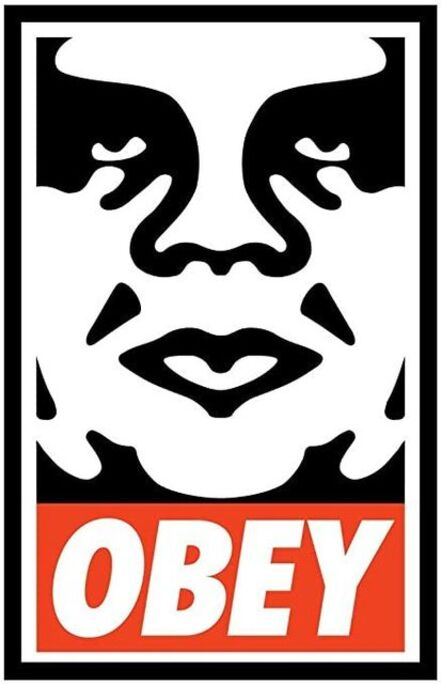 Shepard Fairey, 'OBEY ICON', ca. 2021