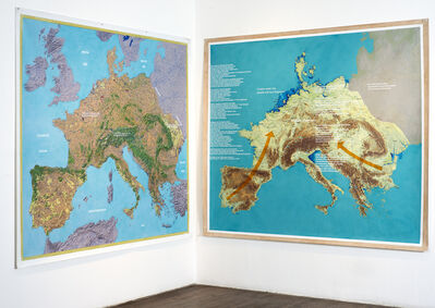 The Harrisons, 'Peninsula Europe: The Force Majeur', 2014