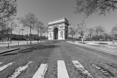 Jean-Christophe BALLOT, 'Arc de Triomphe', 2020