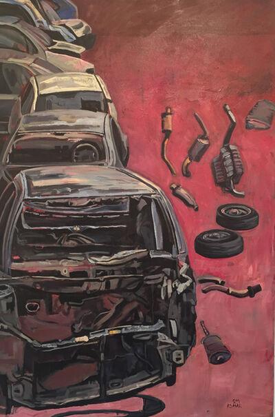 Sandile Ashar Mhlongo, 'Recycling', 2017
