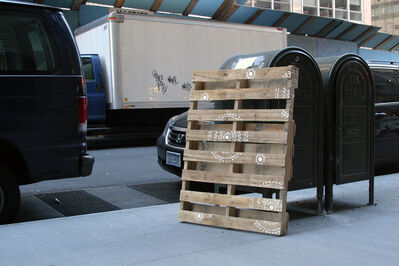 Yumi Janairo Roth, 'Cargo Cult (mailbox)'