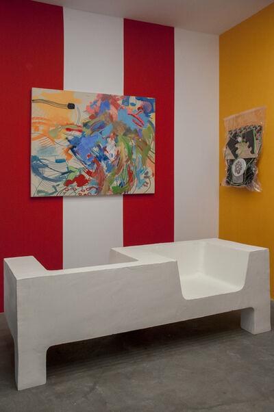 Atelier Van Lieshout, 'Kissing Chair (Le Brutalist #2)', 2015