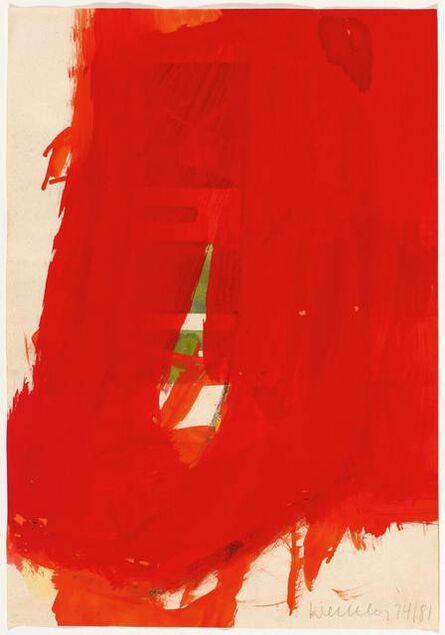Franz Erhard Walther, 'Untitled', 1978-1981