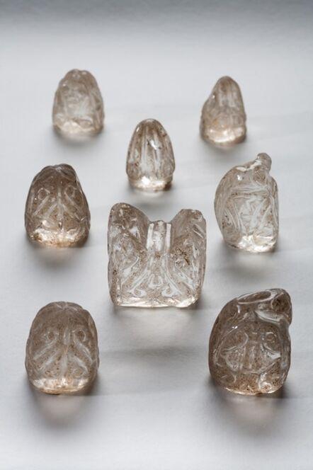 'Chess pieces (Piezas de ajedrez)', 10th century