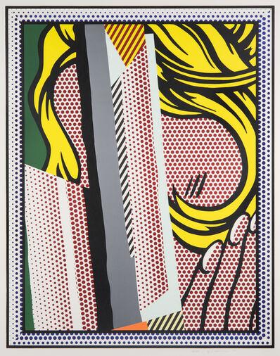 Roy Lichtenstein, 'Reflections on Hair', 1990
