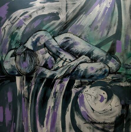 Ángel Caballero, 'Sueño', 2017