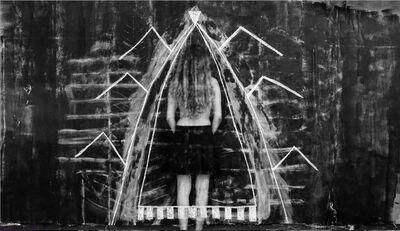 Safaa Mazirh, 'AMAZIGH, Aouchem Visage 2', 2017