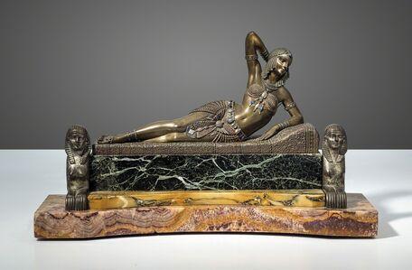 Demetre Chiparus, ''Cleopatra'', circa 1925