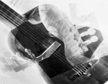 Horacio Coppola, 'Juan Gris ´s Homage', 1939