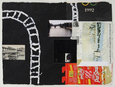 Elwyn Lynn, 'Pont Monet', 1992