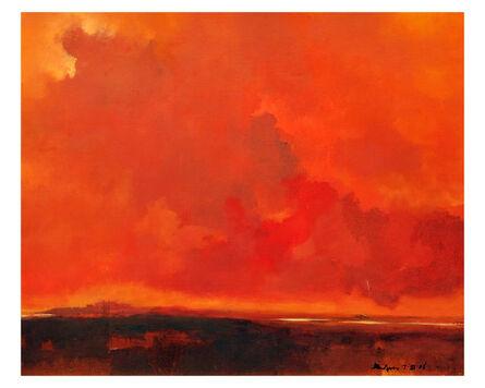 Thomas Sgouros Estate, 'Remembered Landscape 7 • III • 08', 2008