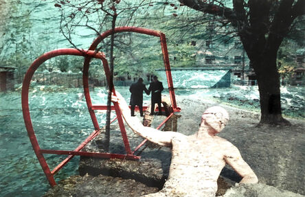 Boris Mikhailov, 'Untitled from the series 'Yesterday's Sandwich'', 1966-168