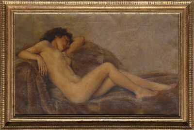 Paul Sieffert, 'Reclining Nude', ca. 1940