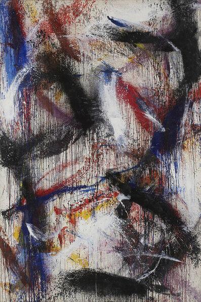 """Norman Bluhm, '""""The Idol""""', 1959"""