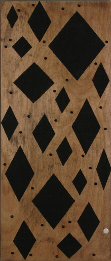Roger Ackling, 'Voewood', 2006