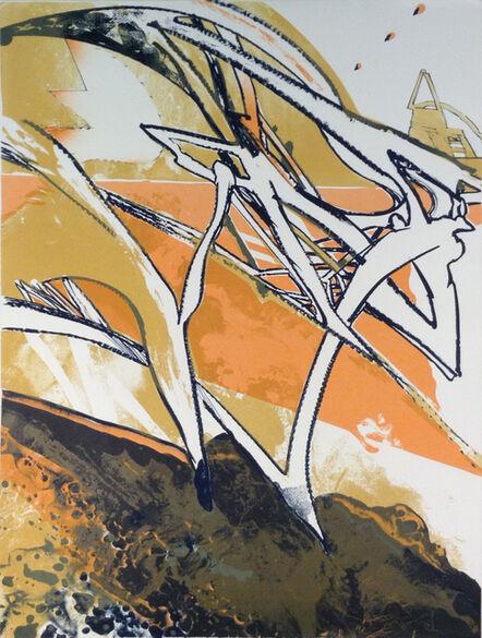 Richard Hunt, 'Stationary Orbiting', 1986