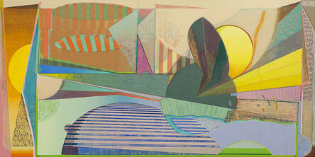 Gloria Sebastián Fierro, 'Especulando el otro lado de las cosas', 2016