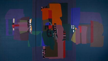 Mercedes Pardo, 'Impresiones memoriosas / Impressions of the memory', 1991