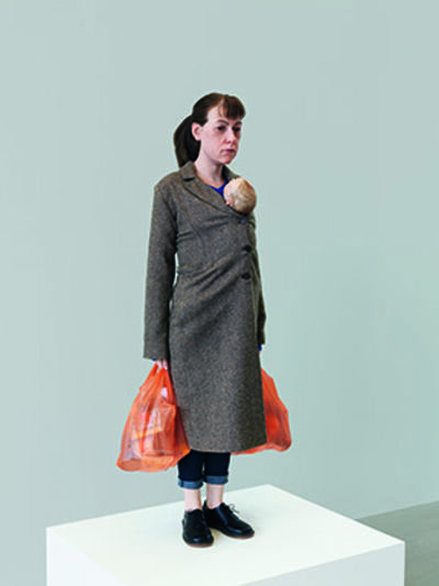 Ron Mueck, 'Woman with Shopping,', 2013