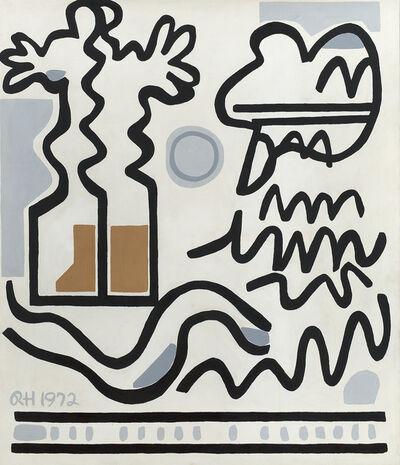 Raymond Hendler, 'The Bellybutton', 1972