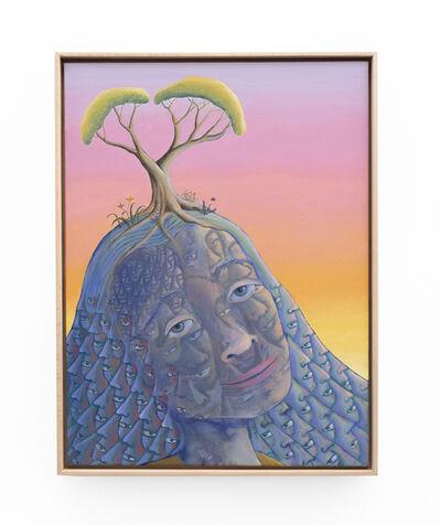 Marlene Steyn, 'landscape with koppie', 2020