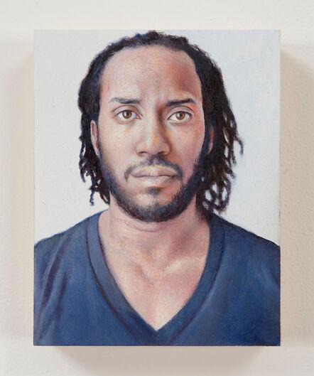 Jim Torok, 'Rashid Johnson', 2015