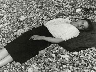 André Kertész, 'Elizabeth Sleeping', ca. 1930