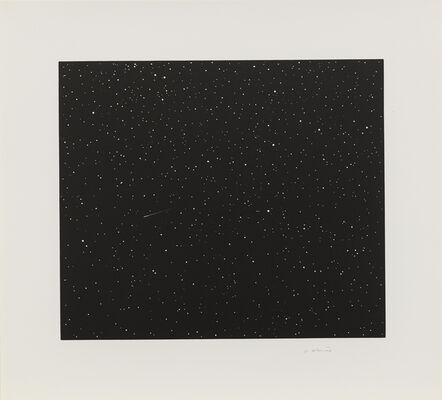 Vija Celmins, 'Comet', 1992