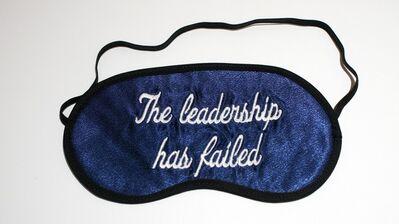Bill Balaskas, 'The leadership has failed', 2015