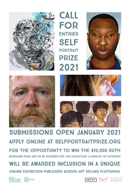 Self Portrait Prize, 'Call for Entries', 2021
