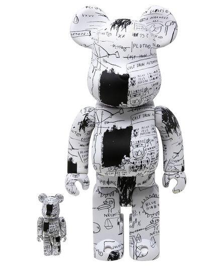 Jean-Michel Basquiat, 'Basquiat Bearbrick 400% Companion (Basquiat BE@RBRICK)', 2019