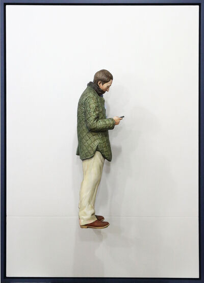 Kwon Daehun, 'Drawing 3-Ⅰ', 2020