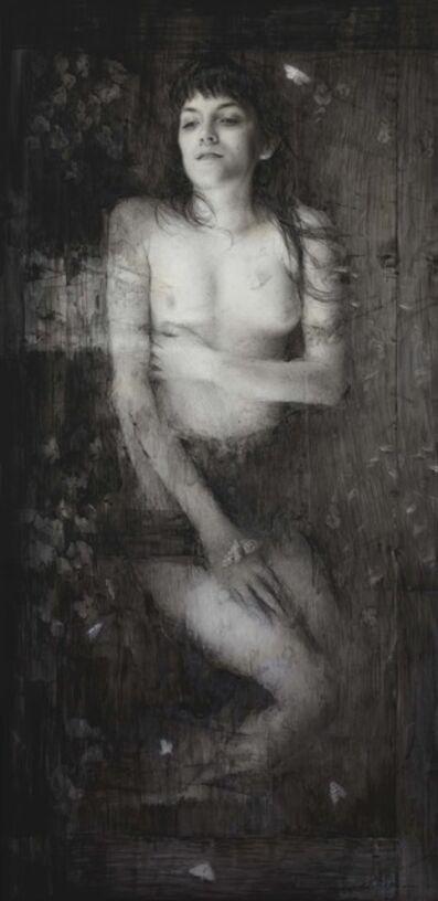 Julio Reyes, 'Moonlight Moth', 2016