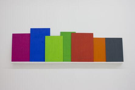 Monika Bravo, 'Color_Code #1_Venice', 2015