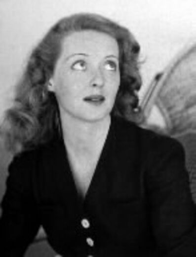 Alfred Eisenstaedt, 'Actress Bette Davis Relaxing in Her Playroom at Home, Hollywood, California', 1939