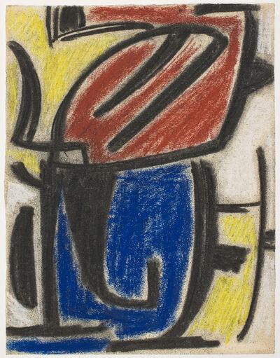 Gérard Schneider, 'Untitled', ca. 1949
