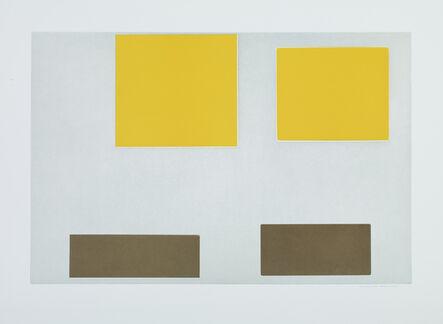 Rodrigo Andrade, 'Untitled 09 from Mato, Onda e Abstrato (Forest, Wave and Abstract)', 2015