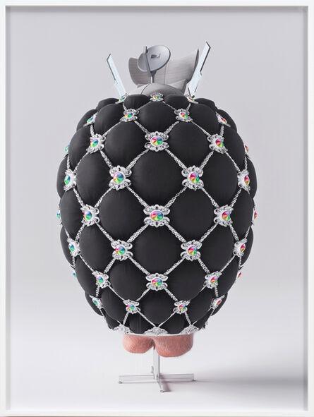 Jonathan Monaghan, 'IT-O Interrogator Egg', 2014