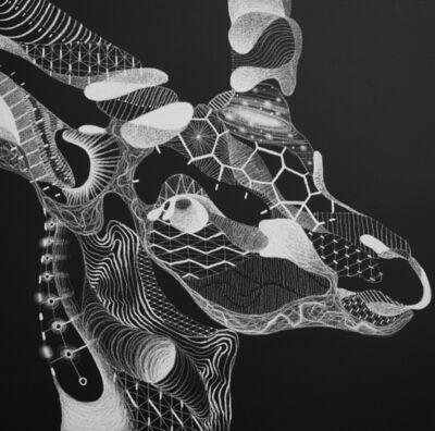 Philippe Baudelocque, 'Sans titre (Gazelle)', 2015