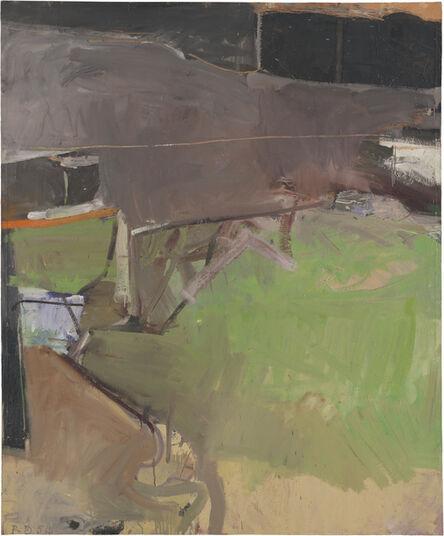 Richard Diebenkorn, 'Berkeley #24', 1954