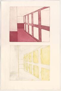 Amze Emmons, 'Cubicle Hotel', 2003